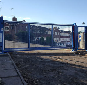 Security Gates Bagshot