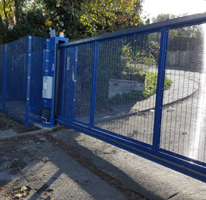 Security Gates Maidenhead