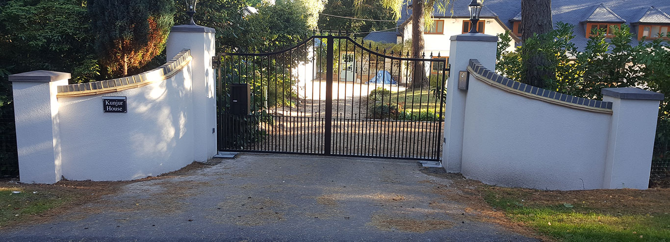 Electric gates Surrey