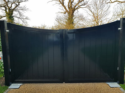 Aluminium Electric gates Berkshire