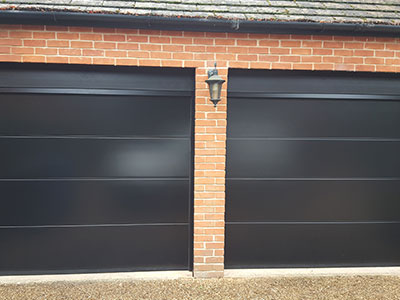 Sectional Garage Doors Windsor
