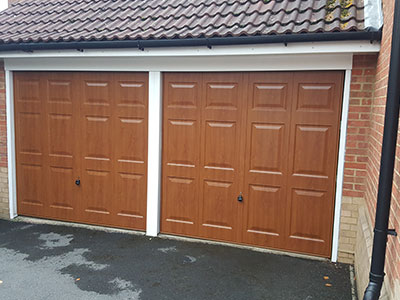 Up and over Garage Doors Ascot